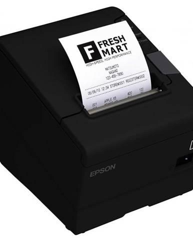 Tlačiareň pokladničná Epson TM-T88V čierna pokladní, termální,