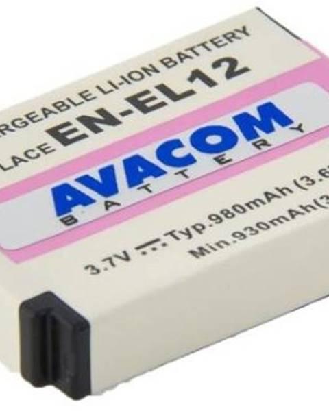 Avacom Batéria Avacom Nikon EN-EL12 Li-ion 3,7V 980mAh