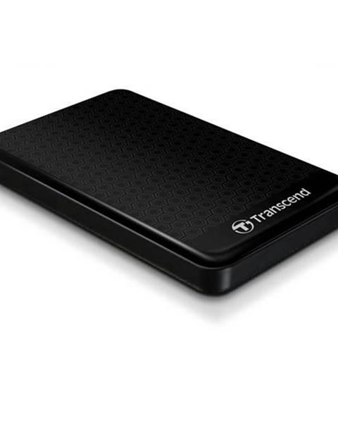 Transcend Externý pevný disk Transcend StoreJet 25A3 1TB čierny