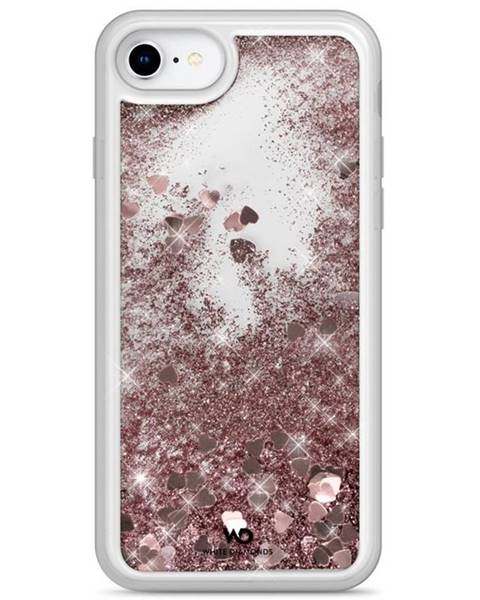 White Diamonds Kryt na mobil White Diamonds Sparkle Hearts na Apple iPhone SE