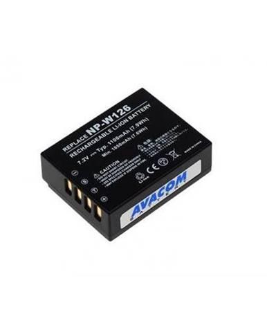 Batéria Avacom Fujifilm NP-W126 Li-Ion 7,2V 1100mAh