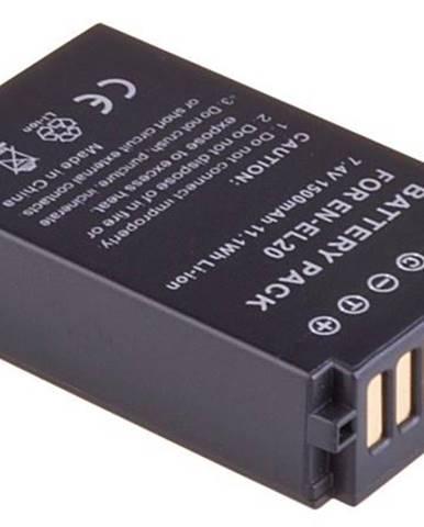 Batéria Avacom Nikon EN-EL20 Li-ion 7,4V 800mAh
