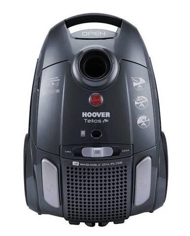 Podlahový vysávač Hoover Telios Plus Te70_te24011 čierny