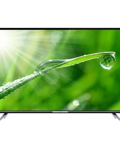 Televízor Gogen TVU 50W652 Stweb čierna