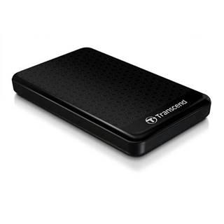 Externý pevný disk Transcend StoreJet 25A3 1TB čierny