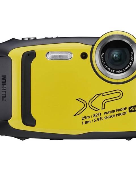 Fujifilm Digitálny fotoaparát Fujifilm XP140 žlt