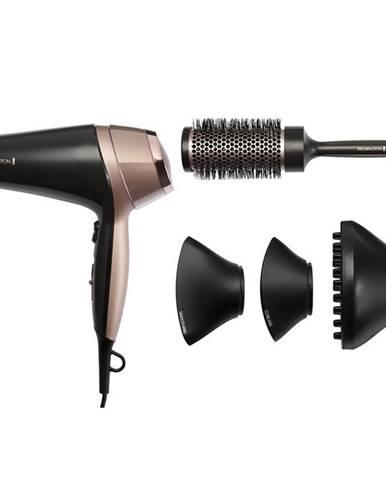 Fén Remington D5706  Curl&Straight Confidence čierny/ružov
