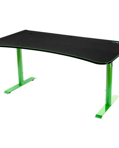 Herný stôl Arozzi Arena 160 x 82 cm čierny/zelený