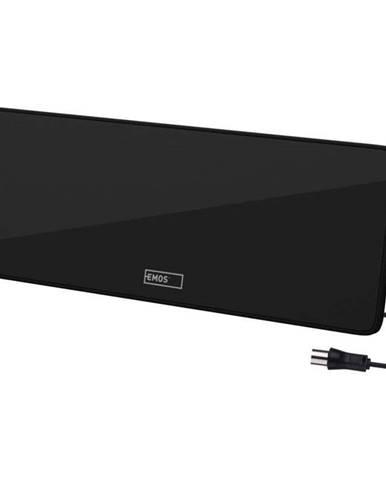Izbová anténa Emos EM-101N, 0–25 km DVB-T2