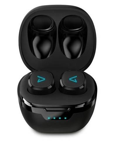Slúchadlá Lamax Dots2 Wireless Charging čierna