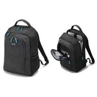 "Batoh na notebook  Dicota Spin Backpack 15,6"" čierna"