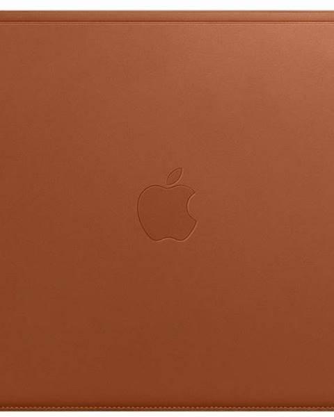 Apple Púzdro Apple Leather Sleeve pre MacBook Pro 13 - sedlovo hnedý