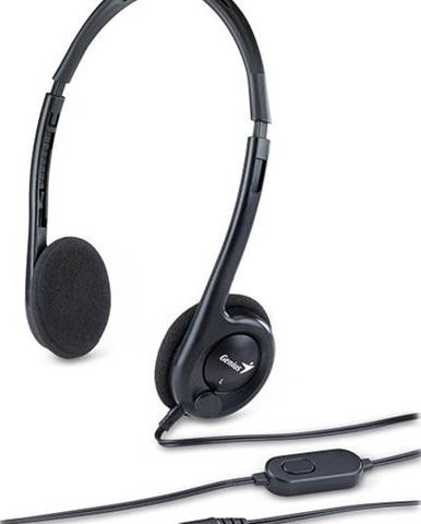 Headset  Genius HS-M200C čierny