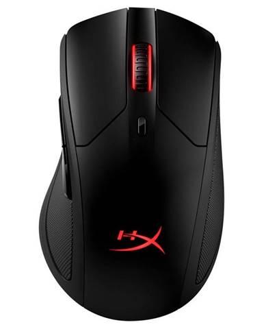 Myš  HyperX Pulsefire Dart čierna