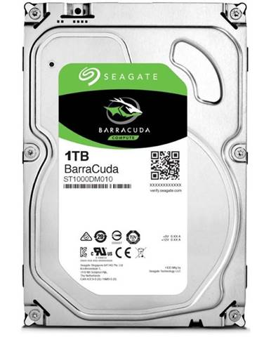 """Pevný disk 3,5"""" Seagate Barracuda 1TB"""