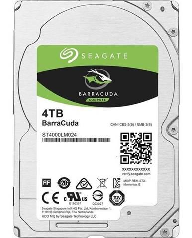 Pevný disk Seagate Barracuda 4TB