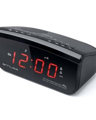 Rádiobudík MM-12 CR čierny