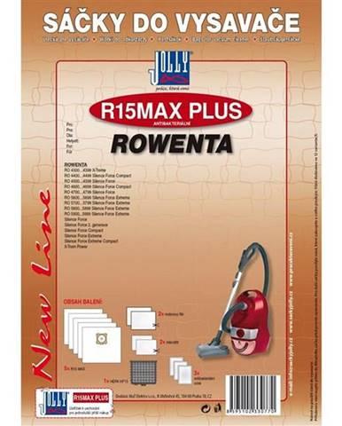Sáčky pre vysávače Jolly R 15 MAX Plus Rowenta