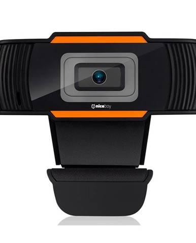 Webkamera Niceboy Stream čierna