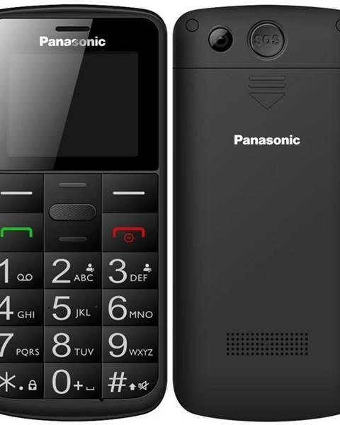Panasonic Mobilný telefón Panasonic KX-Tu110exb Dual SIM čierny