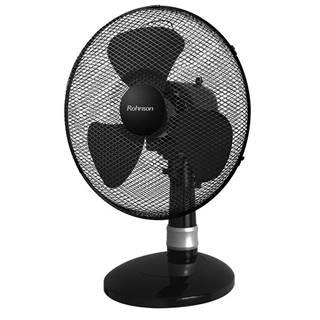 Ventilátor stolový Rohnson R-836 čierny