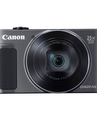 Digitálny fotoaparát Canon PowerShot SX620 HS čierny