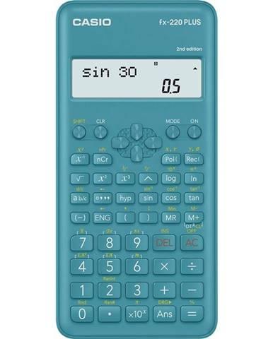 Kalkulačka Casio FX 220 Plus 2E modr
