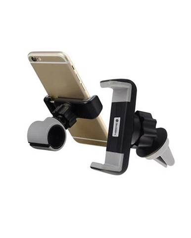 Držiak na mobil Gogen MCH640, univerzální, 2v1 čierne/sivé