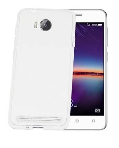 Kryt na mobil Celly Gelskin na Huawei Y3 II priehľadný