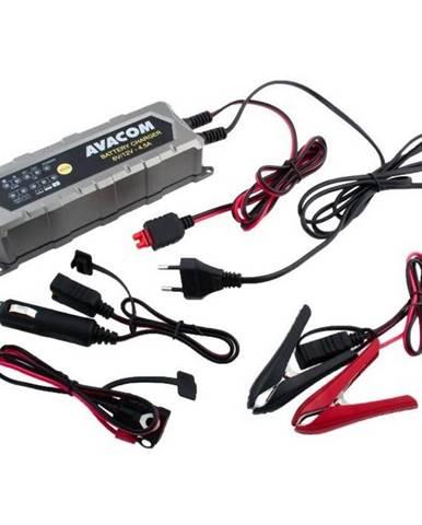 Nabíjačka Avacom 6V/12V 4,5A pro olověné AGM/GEL akumulátory