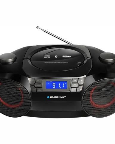 Rádioprijímač s CD Blaupunkt Bb30bt čierny