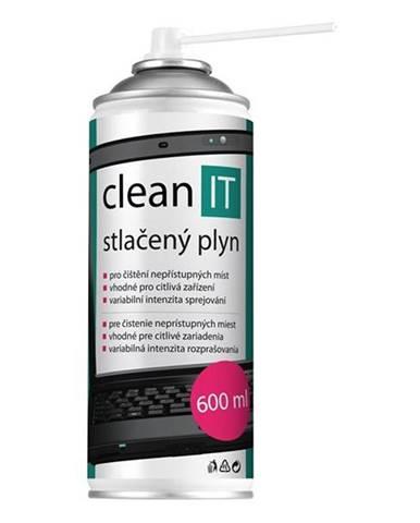 Stlačený vzduch Clean IT 600ml