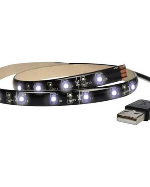 Solight LED pásik Solight 100 cm, studená bílá