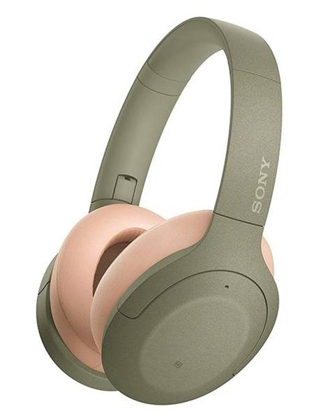 Sony Slúchadlá Sony WH-H910N zelená