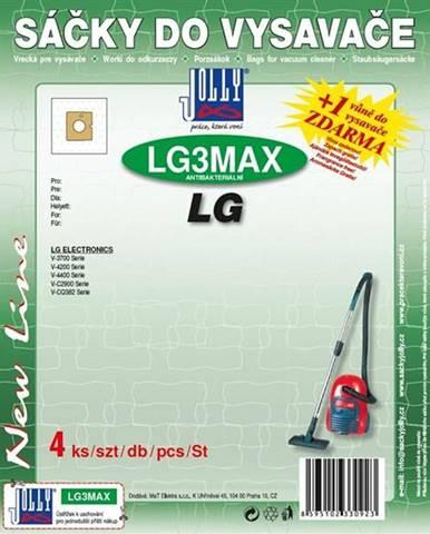 Sáčky pre vysávače Jolly MAX LG 3