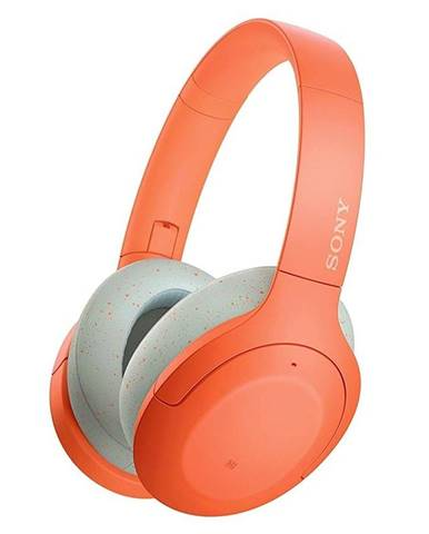 Slúchadlá Sony WH-H910N oranžová