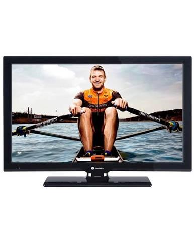 Televízor Gogen TVH 24P202T čierna