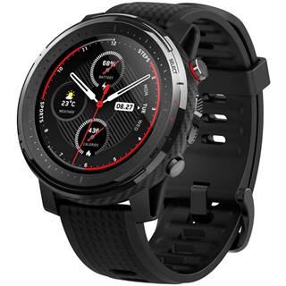 Inteligentné hodinky Amazfit Stratos 3 čierny