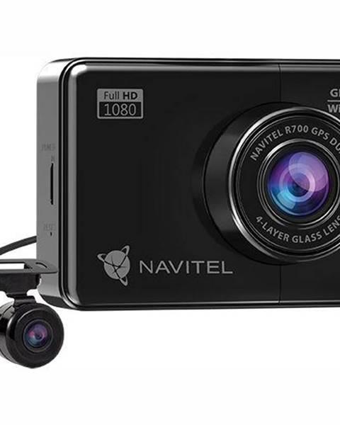 Navitel Autokamera Navitel R700 Dual čierna