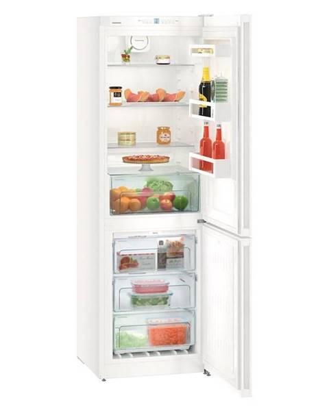 Liebherr Kombinácia chladničky s mrazničkou Liebherr CN 4313 biela