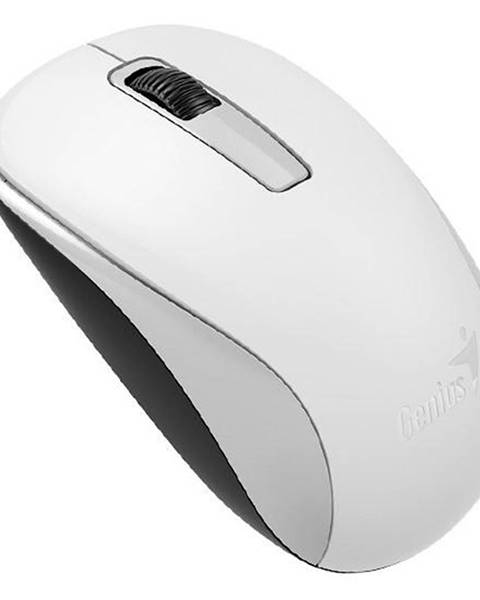 Genius Myš  Genius NX-7005 biela / BlueTrack / 3 tlačítka / 1200dpi