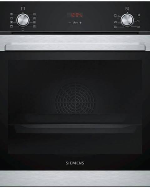 Siemens Rúra Siemens iQ300 Hb334a0s0 nerez