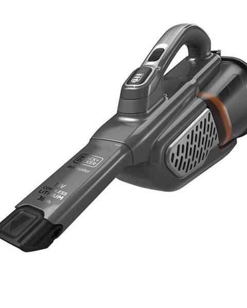Black-Decker Vysávač akumulátorový Black-Decker Dustbuster SmartTech Bhhv520jf