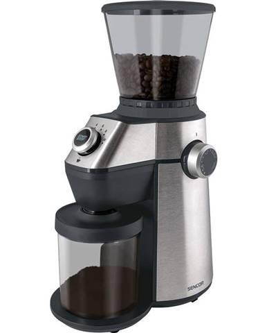 Mlynček na kávu Sencor SCG 6050SS strieborn