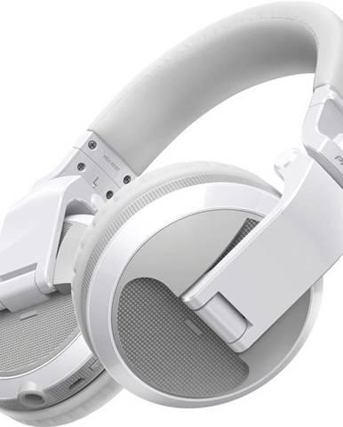 Slúchadlá Pioneer DJ HDJ-X5BT-W biela