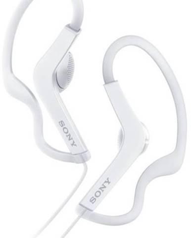 Slúchadlá Sony MDR-AS210 biela