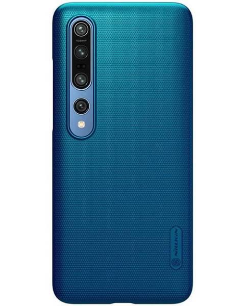 Nillkin Kryt na mobil Nillkin Super Frosted na Xiaomi Mi 10/10 Pro modr