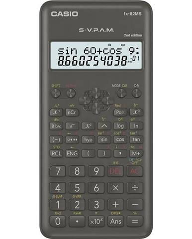 Kalkulačka Casio FX 82 MS 2E čierna