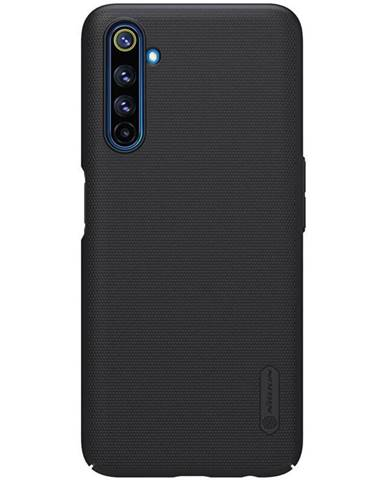 Kryt na mobil Nillkin Super Frosted na Realme 6 Pro čierny