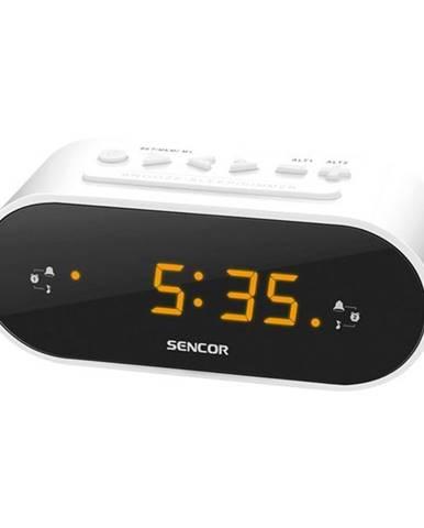 Rádiobudík Sencor SRC 1100 W biely